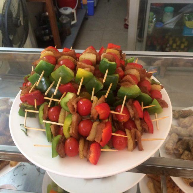 Nhà hàng cơm chay 140 Anh Đào Vườn Đào Hạ Long