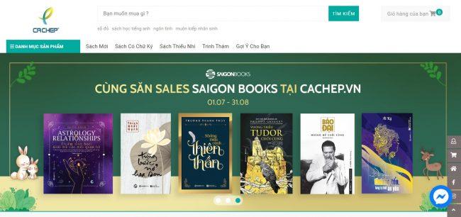 Nhà sách Cá Chép, Hà Nội