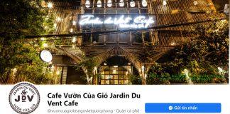 Quán cà phê cổ điển ở quận Tân Bình