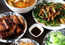 Top 10 quán chay ngon tại Hải Phòng thực đơn phong phú
