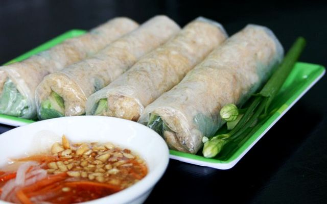 Quán Cơm Chay Cô Chung, Thanh Hóa