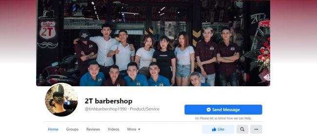 2T barbershop Nha Trang, Khánh Hòa