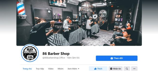 86 Barber Shop Bình Thuận