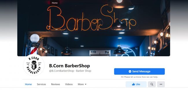 B.Corn BarberShop