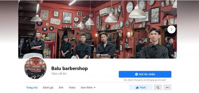 Balu Barbershop Bình Thuận