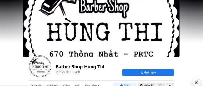 Barber Hùng Thi Phan Rang