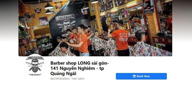 Barber shop LONG Quảng Ngãi