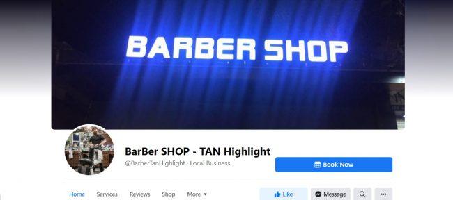 Barber shop - Tân Highlight