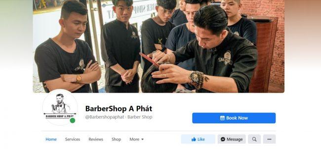 BarberShop A Phát, Quảng Ngãi