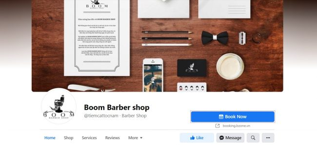 Boom Barber