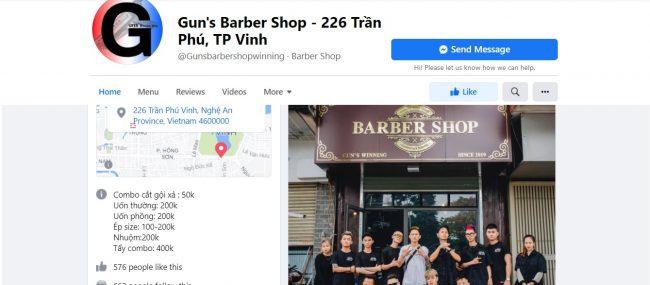 Gun's Barber Shop