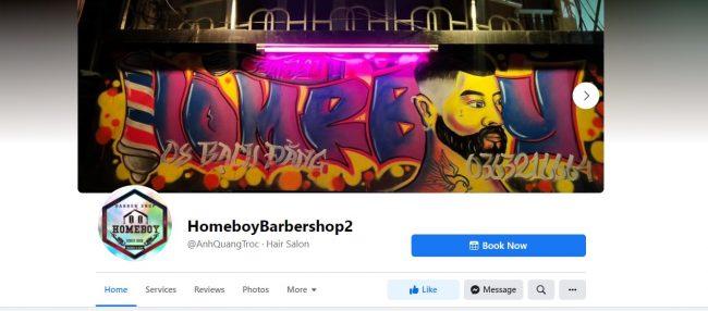 HomeBoy BarberShop Nha Trang Khánh Hòa