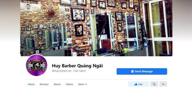Huy Barber Quảng Ngãi