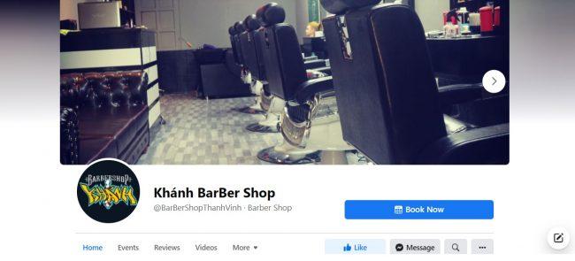Khánh Barber Shop