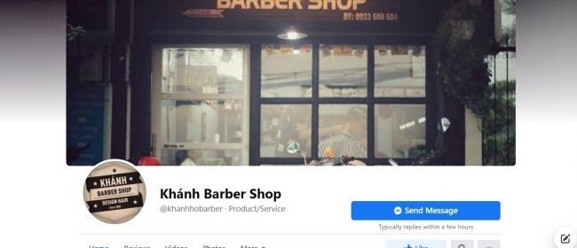 Khánh Barber Shop - Hóc Môn