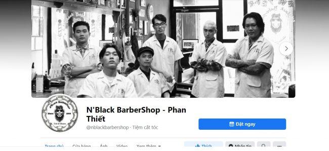N'Black BarberShop Phan Thiết