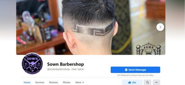 Sown Barbershop
