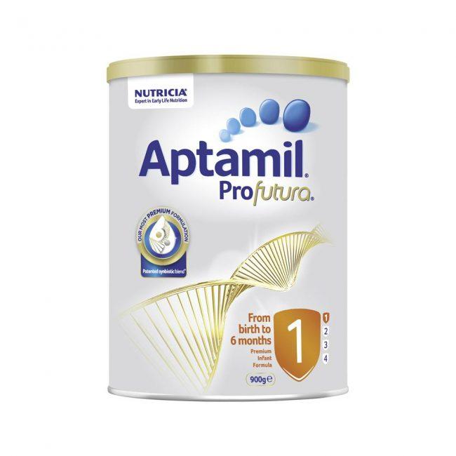 Sữa tăng cân Aptamil Úc số 1