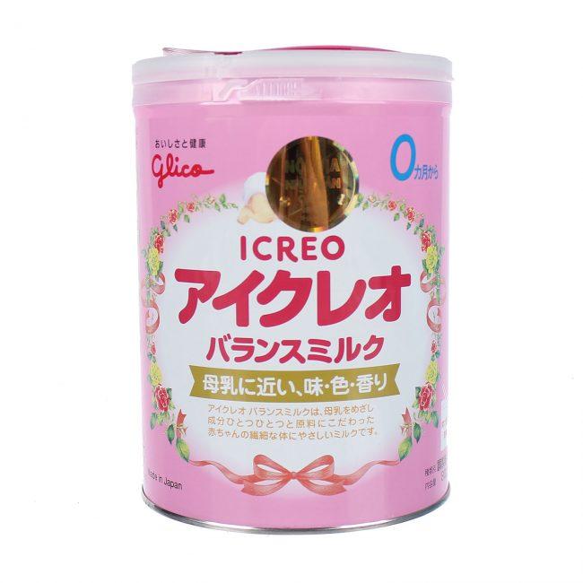 Sữa tăng cân Glico Icreo