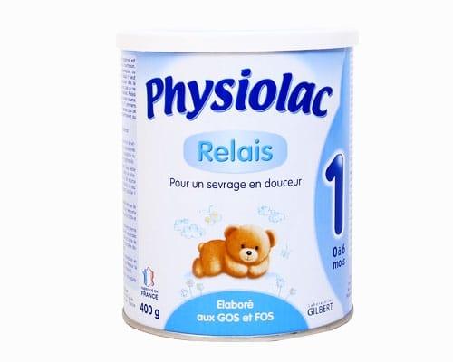Sữa tăng cân Physiolac
