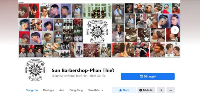 Sun Barbershop - Phan Thiết