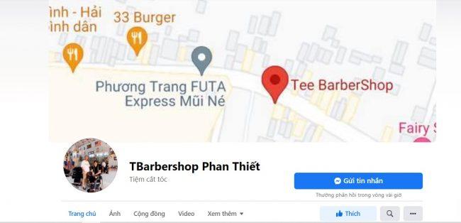 TBarbershop Phan Thiết Bình Thuận