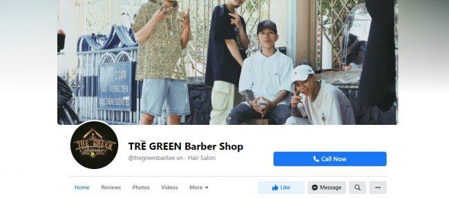 RỀ GREEN Barber Shop Nha Trang, Khánh Hòa