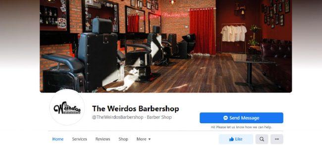 The Weirdos Barbershop Nha Trang, Khánh Hòa