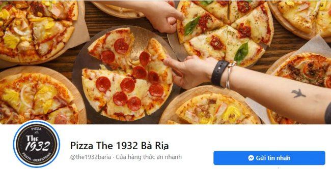 Thương hiệu bánh pizza ngon The 1932 Bà Rịa