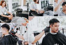 Top 7 tiệm cắt tóc nam đẹp uy tín tại Hải Phòng